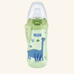 """NUK First Choice Поильник """"ACTIVE"""" 300 мл с насадкой для питья из силикона"""