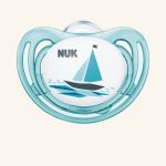 NUK FREESTYLE Соска-пустышка из силикона