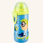 """NUK First Choice Junior Поильник 300 мл для активных и подвижных детей с насадкой """"тяни-толкай"""""""