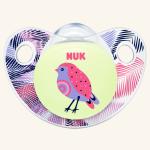 NUK Night & Day Silikon-Schnuller