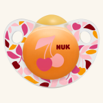 NUK Trendline Adore Соска-пустышка из латекса