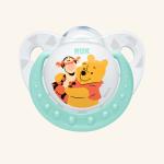 NUK Trendline Disney Winnie the Pooh Соска-пустышка из силикона