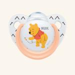 """NUK Trendline Соска-пустышка из силикона ДИСНЕЙ """"Медвежонок Винни"""""""
