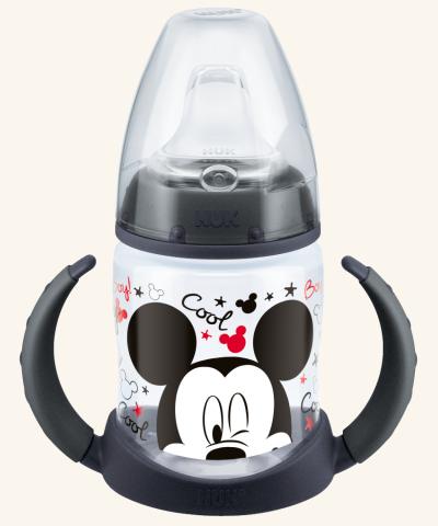Обучающая бутылочка Микки Маус