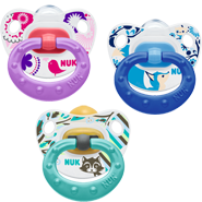 NUK Classic Soothers